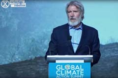 Harrison Ford @ Global Climate Summit 2018